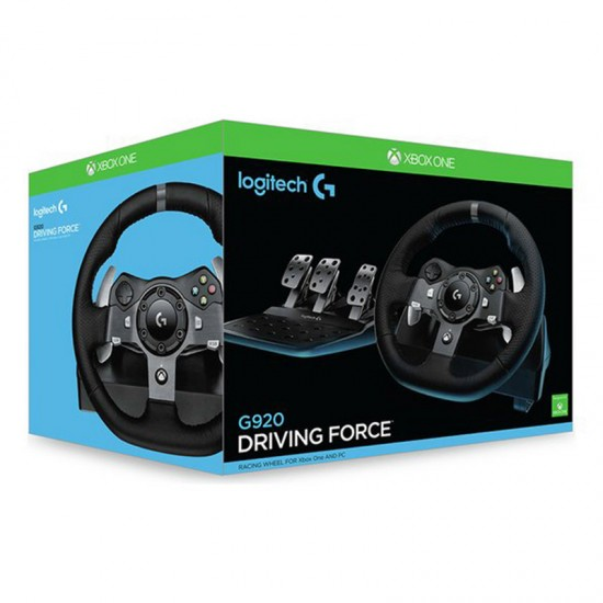 Logitech G920 DRIVING FORCE FOR X BOX