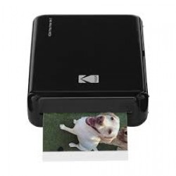 Kodak Mini 2 instant wirless photo printer - Black
