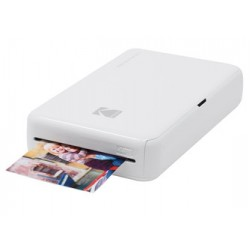 Kodak Mini 2 instant wirless photo printer - white