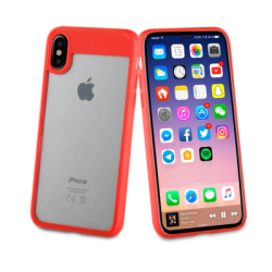 MUVIT EDITION CRYSTAL BUMP CASE RED FOR APPLE IPHONE x