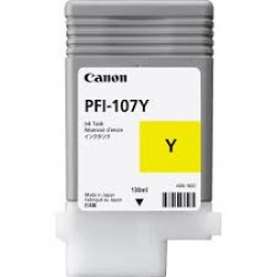 Ink Canon 107 Yellow