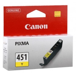 Ink Canon CLI 451 Yellow