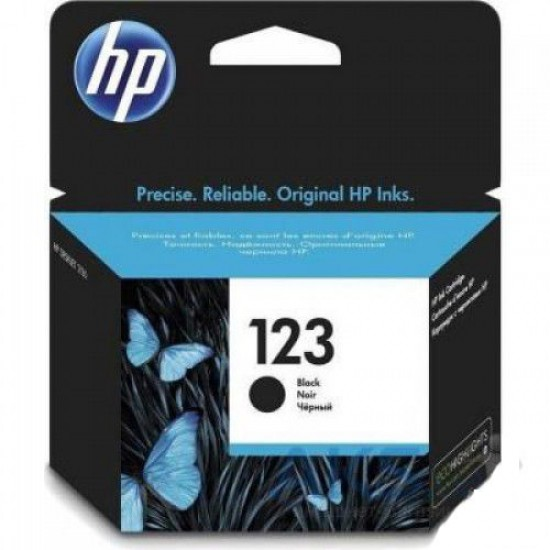 Ink HP 123 Black F6V17AE