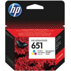 Ink HP 651 Color C2P11AE