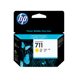 Ink HP 711 Yellow -29ML CZ132A