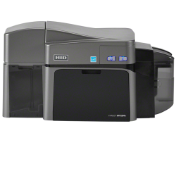 Printer Fargo DTC 1250E Dual Side