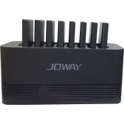 Joway powerbank charging station for family business and restaurant